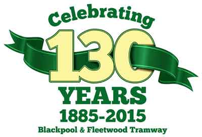 130years of Blackpool Trams