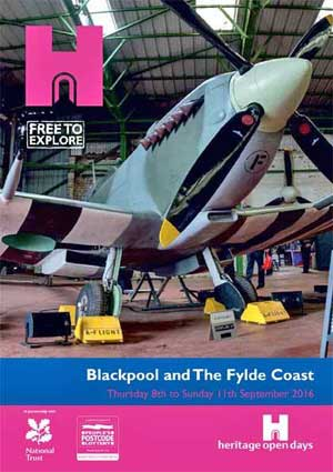 Blackpool Heritage Open Days 2016
