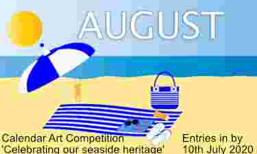 Blackpool Civic Trust Art Competition Summer 2020