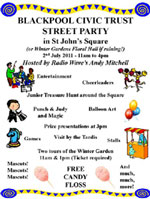Blackpool Street Party
