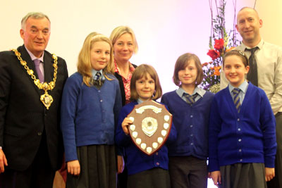 Layton Primary School Award