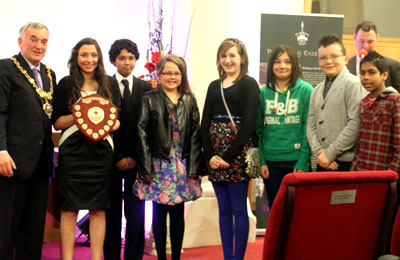 St Mary's Catholic College Award