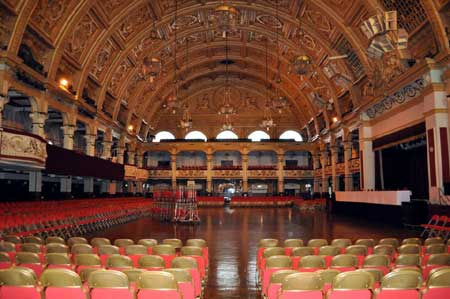 Blackpool Winter Gardens - Ballroom 2011