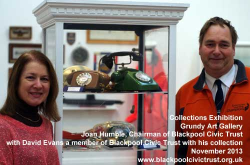 Collections Exhibition, Grundy Art Gallery, Blackpool