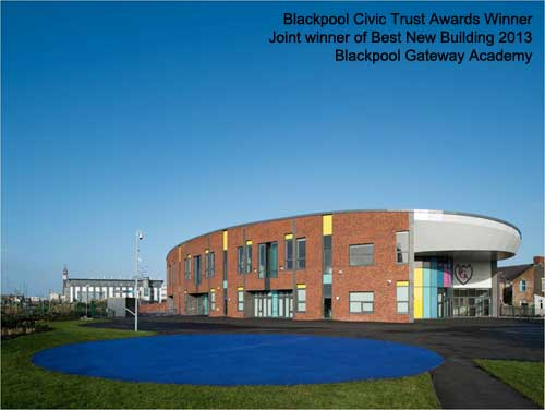 Blackpool Civic Trust Awards - Blackpool Gateway Academy