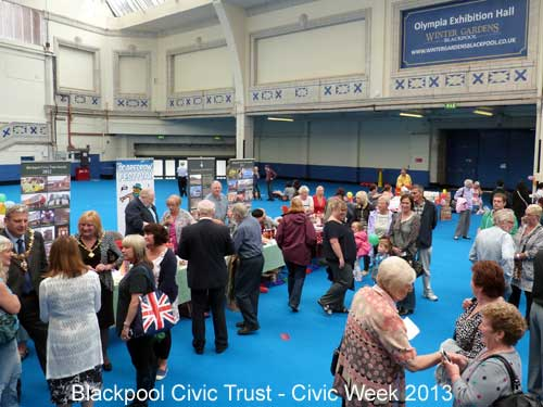 Blackpool Civic Trust - Civic Day Party