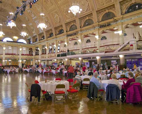 Empress Ballroom, National Older People's Day