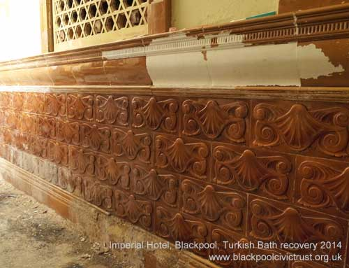 Imperial Hotel Blackpool Turkish Bath recovery