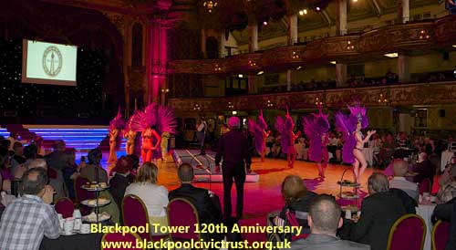Blackpool Tower 120th Anniversary