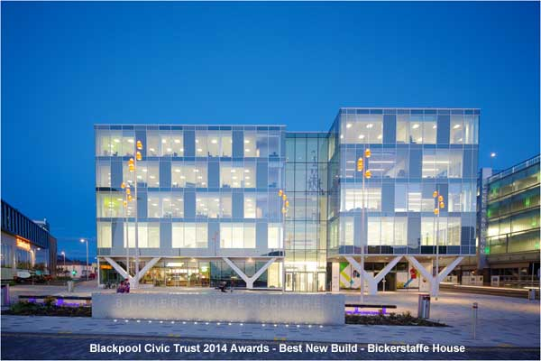 Best New Build 2014, Blackpool Civic Trust Awards