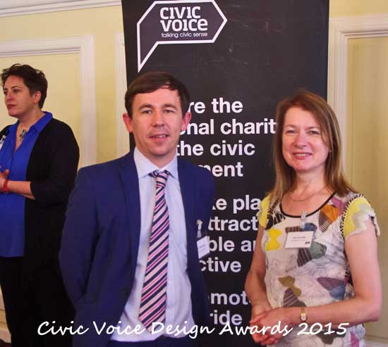 Civic Voice Design Awards 2015