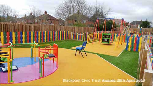 Blackpool Civic Trust Awards for 2016