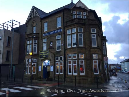 Blackpool Civic Trust Awards for 2017