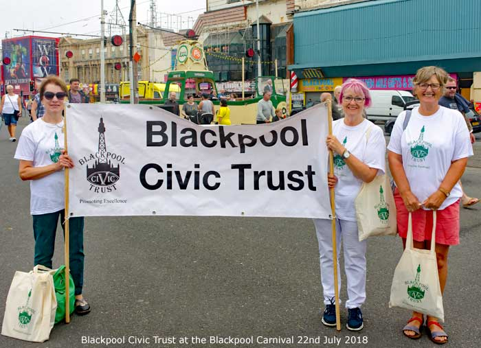 Blackpool Carnival 22nd July 2018